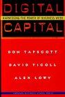 Capital Digital, Extrayendo el poder de las redes de negocios, por Don Tapscott, David Ticoll