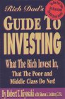 La Guia para invertir del padre rico, En qué invierten los millonarios, por Robert Kiyosaki, Sharon Lechter