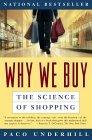 Por qué compramos, La ciencia de ir de compras, por Paco Underhill