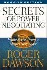 Secretos de las negociaciones poderosas, , por Roger Dawson