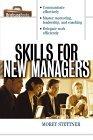 Destrezas para nuevos gerentes, , por Morey Stettner