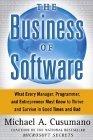 El negocio del software, Lo que todo gerente, programador o emprendedor debe saber para prosperar y sobrevivir en los buenos y malos tiempos, por Michael Cusumano