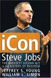 iCon Steve Jobs, El mejor segundo acto en la historia de los negocios, por Jeffrey Young, William Simon