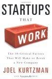 Emprendimientos que funcionan, Diez factores críticos que originan o deshacen a una nueva compañía, por Joel Kurtzman, Glenn Rifkin