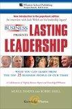 Liderazgo duradero, Lecciones de los 25 ejecutivos más influyentes, por Mukul Pandya, Robbie Shell, Susan Warner