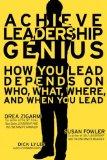 El genio del liderazgo, El liderazgo depende de a quién, qué, dónde y cuándo lideramos, por Drea Zigarmi, Dick Lyles, Susan Fowler