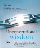 El éxito en los negocios de familia, Reflexiones sobre la sabiduría no convencional, por John Ward