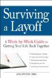 Cómo sobrevivir a un despido, Una guía semana a semana para reconstruir nuestra vida, por Lita Epstein