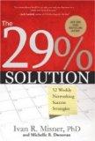 La soluci�n del 29%, 52 estrategias semanales para establecer contactos exitosamente, por Ivan Misner, Michelle Donovan