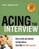 Dominar la entrevista, Cómo responder y formular las preguntas con las que obtendremos el empleo, por Tony Beshara