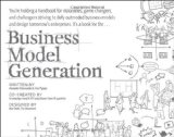 Dise�o de modelos de negocio, Un manual para visionarios, innovadores y retadores, por Alexander Osterwalder, Yves Pigneur