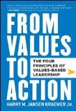 Pasar de los valores a la acción, Los principios del liderazgo basado en valores, por Harry Kraemer