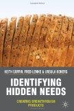 Identificar necesidades escondidas, Crear productos innovadores, por Keith  Goffin, Fred  Lemke