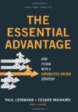 La ventaja esencial, Cómo triunfar con una estrategia basada en las capacidades, por Paul  Leinwand, Cesare R. Mainardi