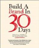 Construir una marca en 30 días, , por Simon Middleton