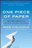 Una hoja de papel, Un enfoque simple para un liderazgo poderoso, por Mike  Figliuolo